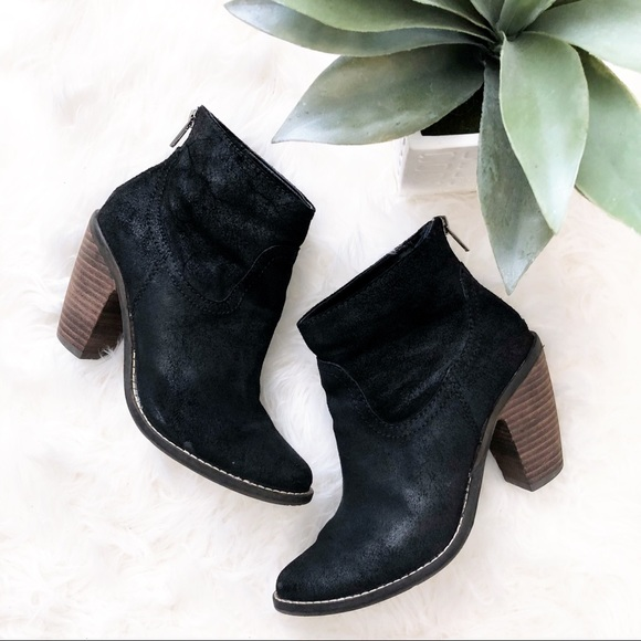 9f0ef85b36 DV by Dolce Vita Shoes - DV by Dolce Vita Celvin Ankle Booties Black